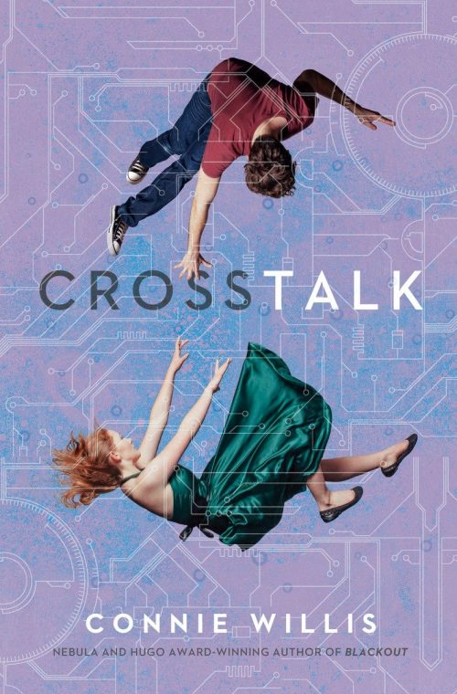A great new geeky romantic novel by Connie Willis, Crosstalk will appeal to lovers of Jennifer Crusie, Rainbow Rowell and Graeme Simsion