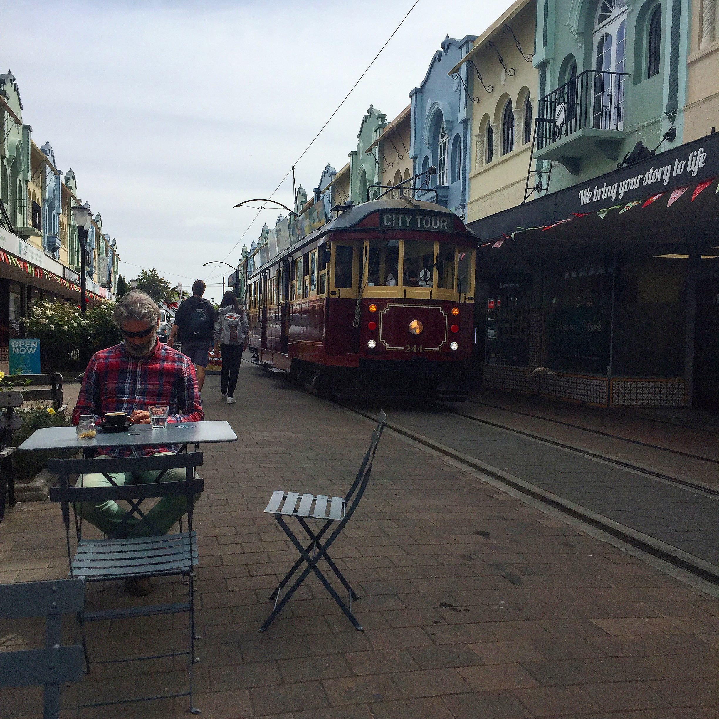 New Regent Street Best Shopping Christchurch