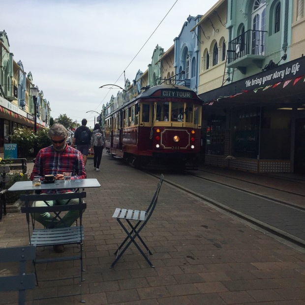 New Regent Street Best Shopping Christchurch