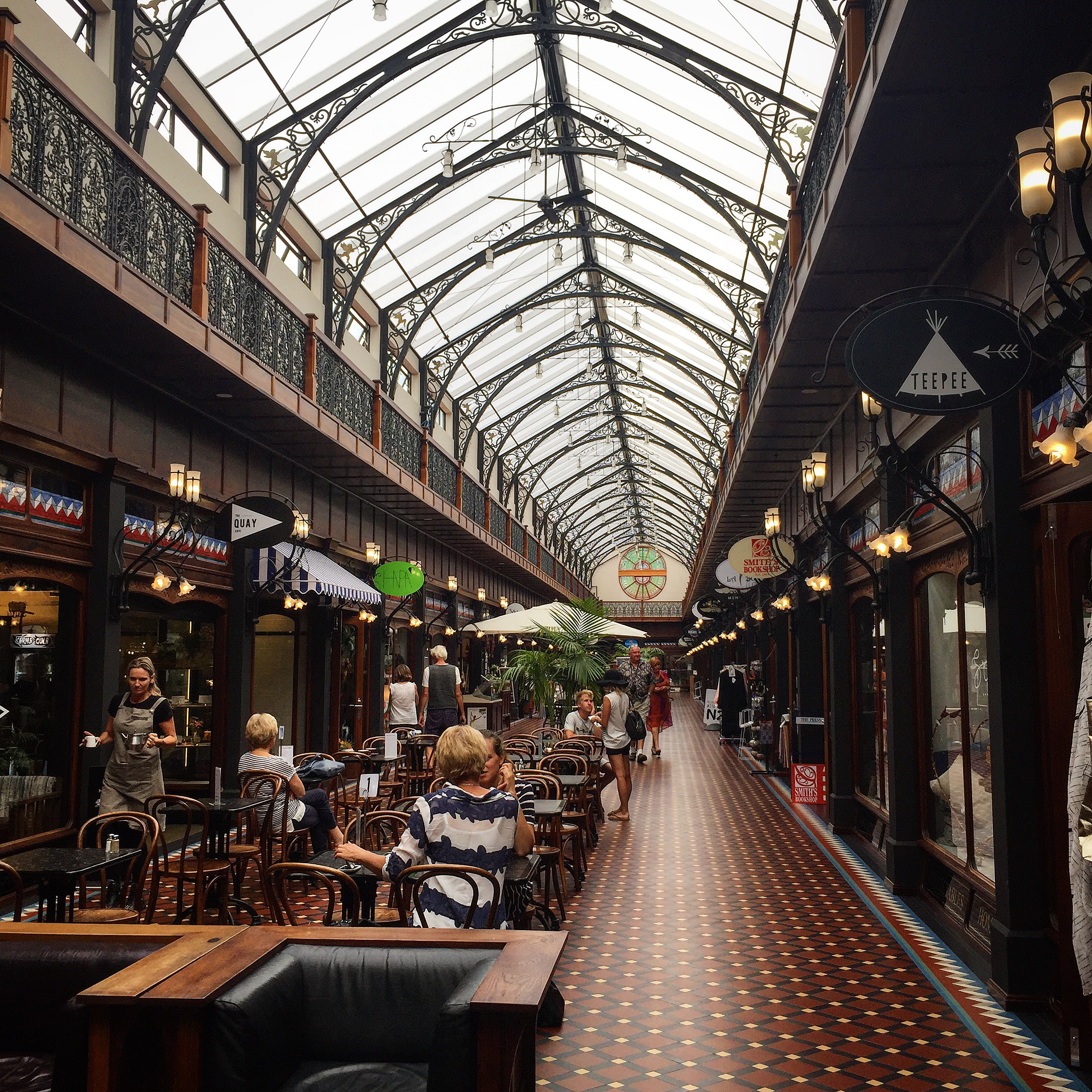 The Tannery Best Shopping Christchurch
