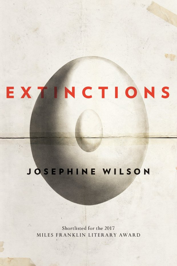 If you enjoyed reading Extinctions by Josephine Wilson...