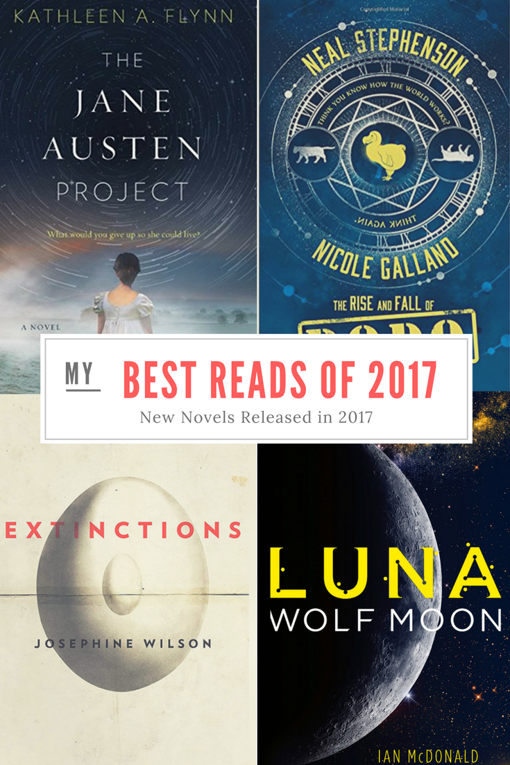 My favourite new reads in 2017